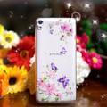Ốp lưng Sony Xperia XA dẻo hình hoa