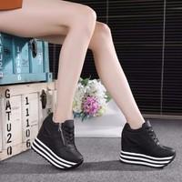 Giày bánh mì nữ cá tinh BM032D
