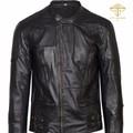 áo da bò moto nam