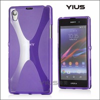 Ốp Lưng Sony Xperia T2 Ultra YIUS Silicon