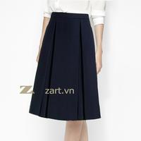 Chân váy công sở xếp 2 ly _ CV2LY