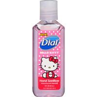 Gel rửa tay khô cho bé Dial Hello Kity