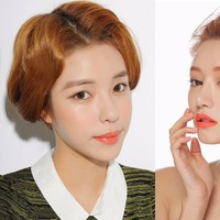 Son Hàn Màu Cam Botte Lipstick 03
