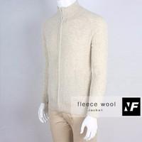 Áo khoác len lông cừu