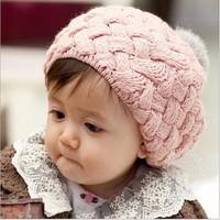 nón len cho bé gái