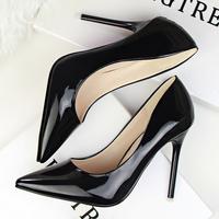 Giày cao gót dáng xinh 8cm