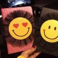 Bao da ipad mini 3D hoa mặt cười