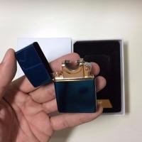 HỘP QUẸT ZIPPO RỒNG PLASMA PULL BOX