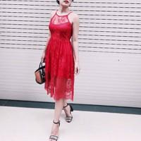 Đầm Ren 2 Dây