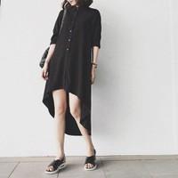 Đầm Mullet