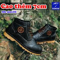 GIÀY TĂNG CHIỀU CAO NAM 7CM NEW FASHION TINTO 5601DE