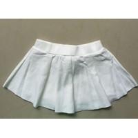Chân váy xoè Hàn Quốc- trắng