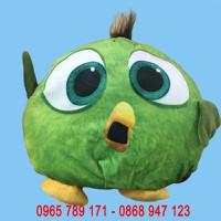Túi sưởi hình thú angry bird
