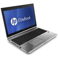 Hp elitebook 8560p i5 2520 4G 250G 15in ATi6400