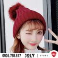 Nón len Hàn Quốc JSM03 - Hàng nhập cao cấp