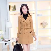 Áo khoác dạ thời trang MK012