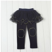 Chân váy quần legging cho bé gái