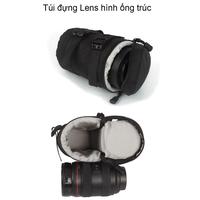 Túi đựng Lens hình ống trúc lens 24-105