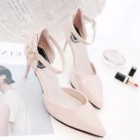 Giày cao gót nữ GD857