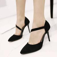 Giày cáo gót nữ nhập khẩu GD855