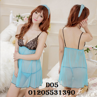 Váy Ngủ Sexy Ren D05