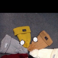 Mũ len nữ nhập khẩu
