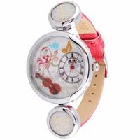Đồng hồ trẻ em Mini Hàn Quốc dây da MI065