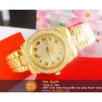 Đồng hồ nữ full hạt cao cấp