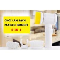 Máy Làm Sạch Nhà Cửa Magic Brush 5in1