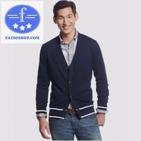[Chuyên sỉ - lẻ] Áo khoác cardigan nam Facioshop KP126