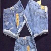 Quần jean short cho hotgirl