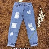 Quần Baggy Jeans Nữ Cao Cấp
