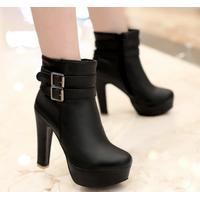Giày bốt thời trang CAO CẤP