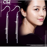 Bông tai inox thời trang phong cách Hàn Quốc giá rẻ mẫu BT017