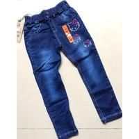 Quần jean dài legging bé gái size trung 14-18kg