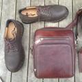 Combo giày doctor và túi đeo chéo