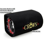 loa nghe nhạc crown 10