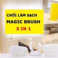 Máy làm sạch đồ dùng 5 in 1 Magic Brush