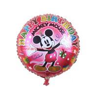 Bóng bay sinh nhật chuột Mickey