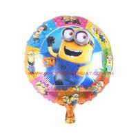 Bóng bay sinh nhật Minions 2
