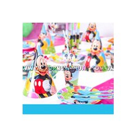 Bộ trang trí sinh nhật chủ đề Chuột Mickey