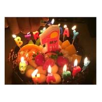 Nến sinh nhật 1st