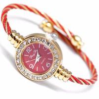 Đồng hồ lắc dây cực kỳ nữ tính – 260