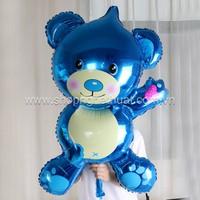 Bóng bay sinh nhật- chú gấu to