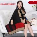 Khăn choàng nữ khăn quàng nữ thu đông Hàn Quốc cao cấp mới L12K34