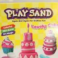 Hộp cát làm bánh sinh nhật