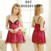 Váy Ngủ Sexy Ren D37