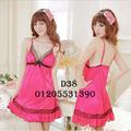 Váy Ngủ Sexy Ren D38