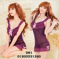 Váy Ngủ Sexy Ren D61