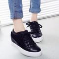 FT001D- Giày lưới sneaker đế độn nữ
